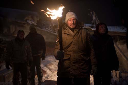 Infierno Blanco Liam Neeson