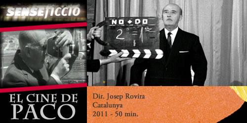 """""""El Cine de Paco"""" de Josep Rovira."""