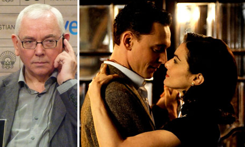 "El director Terence Davies i ""The Deep Blue Sea"""