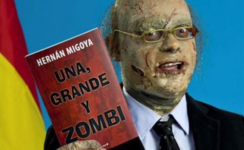 Una, grande y zombie Hernán Migoya