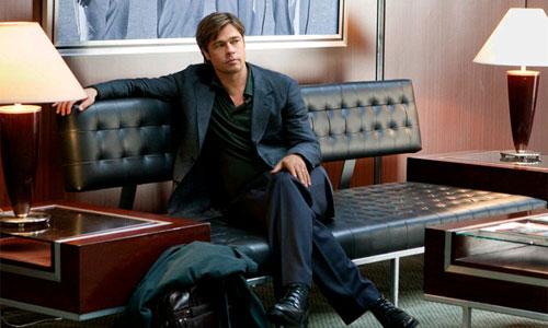 Moneyball Aaron Sorkin Brad Pitt Jonah Hill