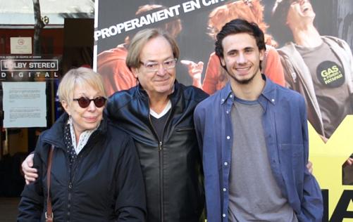 Rosa Mª Sardà, Ventura Pons i Oriol Pla. (Foto: Iker Z.P.)