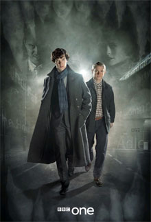 Sherlock Steven Moffat Mark Gatiss Benedict Cumberbatch Martin Freeman