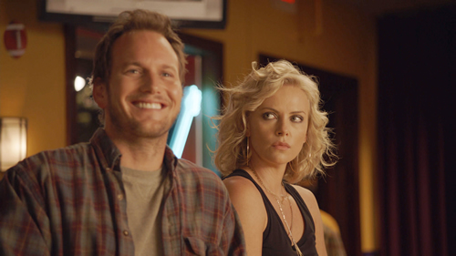 "Patrick Wilson i Charlize Theron a ""Young Adult"""
