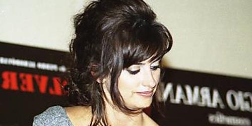 Penélope Cruz.