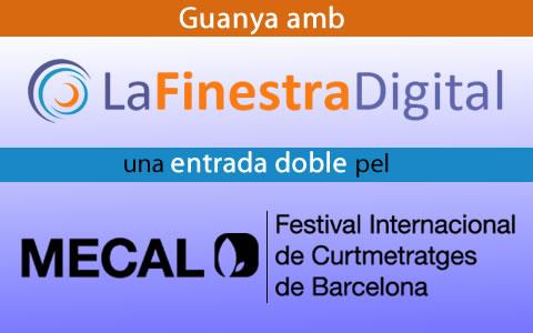 Guanya amb La Finestra Digital una entrada doble pel Mecal