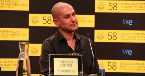 Rodrigo Cortés Buried Luces rojas Red lights