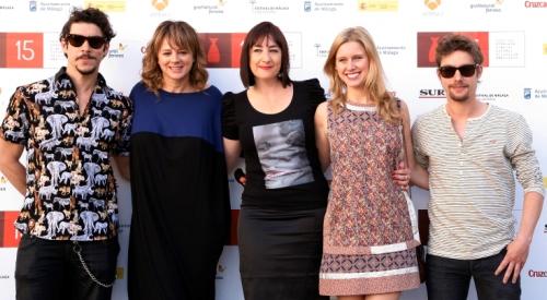 Buscando  a Emish Festival de cinema de Màlaga