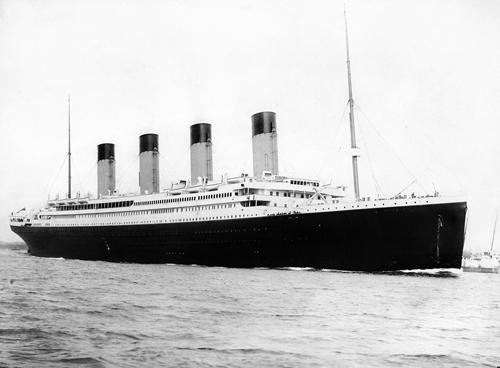 Ultima Noche Titanic