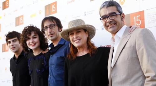"""L'equip de """"Ali"""" al Festival de Màlaga"""