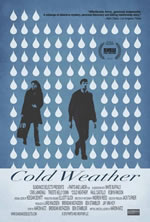 "Cartell de ""Cold Weather"""
