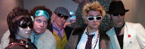The Foxboro Hot Tubs