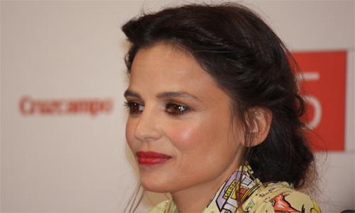 Elena Anaya, premiada al Festival de Màlaga