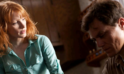Take Shelter Michael Shannon Jessica Chastain