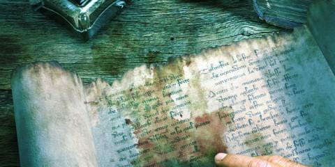 """El libro secreto de Dante"" de Francesco Fioretti"