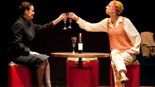 Maggie and Maggy Teatre del Raval
