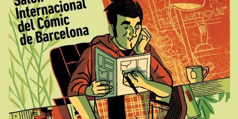 Saló del Còmic de Barcelona 2012