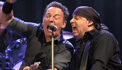 Bruce Springsteen i Steve Van Zandt