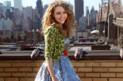 CW Carrie Diaries
