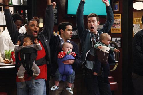 NBC Guys with Kids