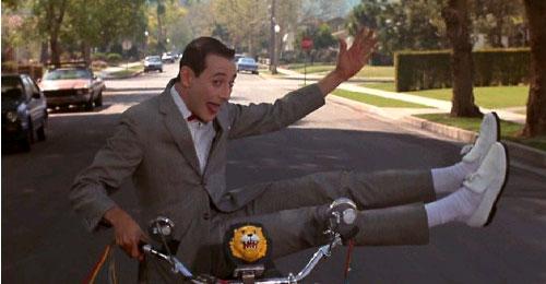 La gran aventura de Pee-Wee Tim Burton