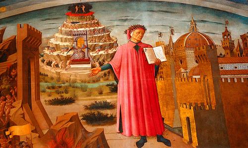 Dante i La Divina Comedia