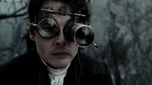 Sleepy Hollow Tim Burton
