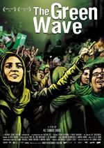 """Cartell de """"The Green Wave"""""""
