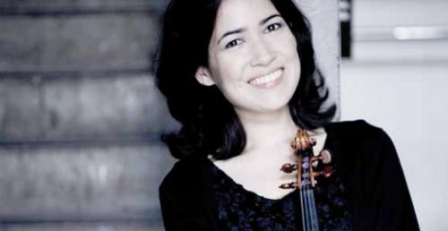 Viviane Hagner violí Auditori