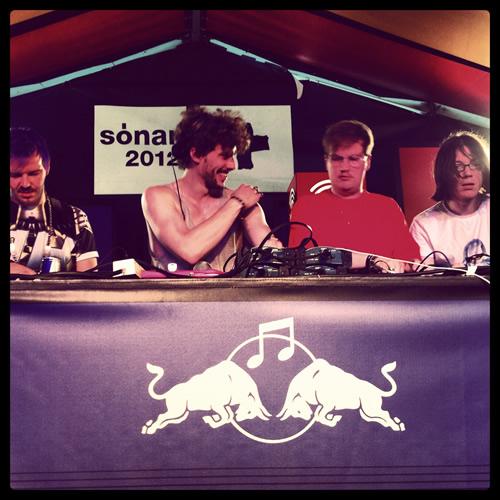 Club Cheval. Sónar 2012. Foto: Iker Z.P.