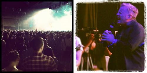 New Order. Sónar 2012. Fotos: Iker Z.P.