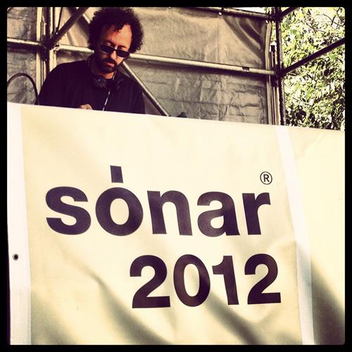 Trevor Jackson. Sonar 2012 - Foto: Iker Z.P.