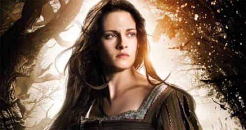 """Kristen Stewart és una """"Blancanieves"""" guerrera"""