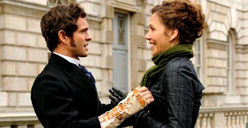 Hysteria  Jonathan Price Hugh Darcy Maggie Gyllenhaal