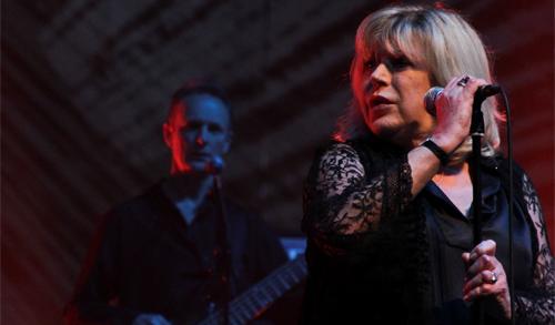 Marianne Faithfull al Primavera Sound 2012. (C) Dani Canto
