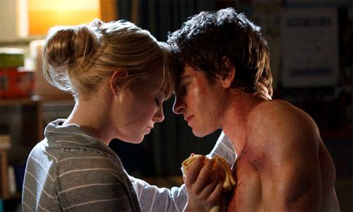 """The amazing Spider-Man"" Marc Webb Andrew Garfield Emma Stone"