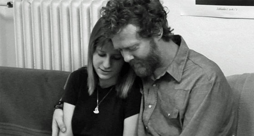 Glen Hansard i Marketa Irglova a The Swell Season