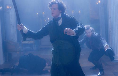 Abraham Lincoln Cazador de Vampiros