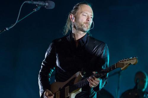 Thom Yorke al Lisboa Optimus Alive 2012