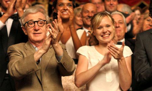 """A Roma con amor"" Woody Allen"