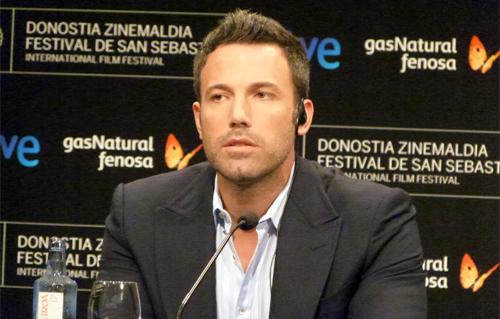 Ben Affleck ha presentat 'Argo' davant la premsa al Festival de San Sebastián