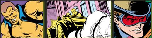 """""""Doc Savage: El hombre de bronze"""" editat per ecc."""