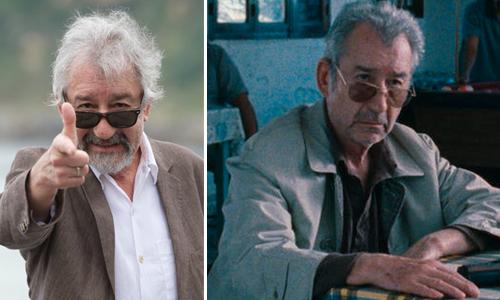 """José Sacristán a """"El muerto y ser feliz"""""""