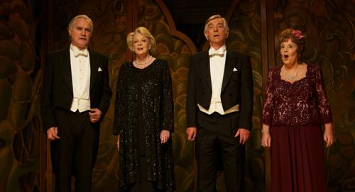 """Els quatre veterans integrants de """"The Quartet"""""""