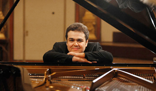 El pianista Arcadi Volodos