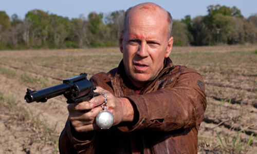 "Bruce Willis a ""Looper"""