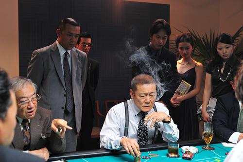 """""""Outrage"""" de Takeshi Kitano"""