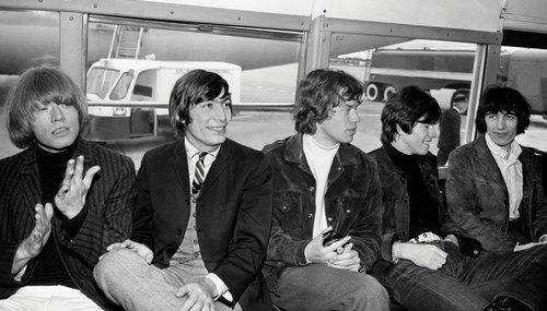The Rolling Stones, de gira al 1965