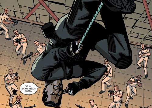 Ladrón de ladrones Robert Kirkman Planeta deAgostini Comics