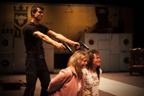 El tinent d'Inishmore Versus Teatre